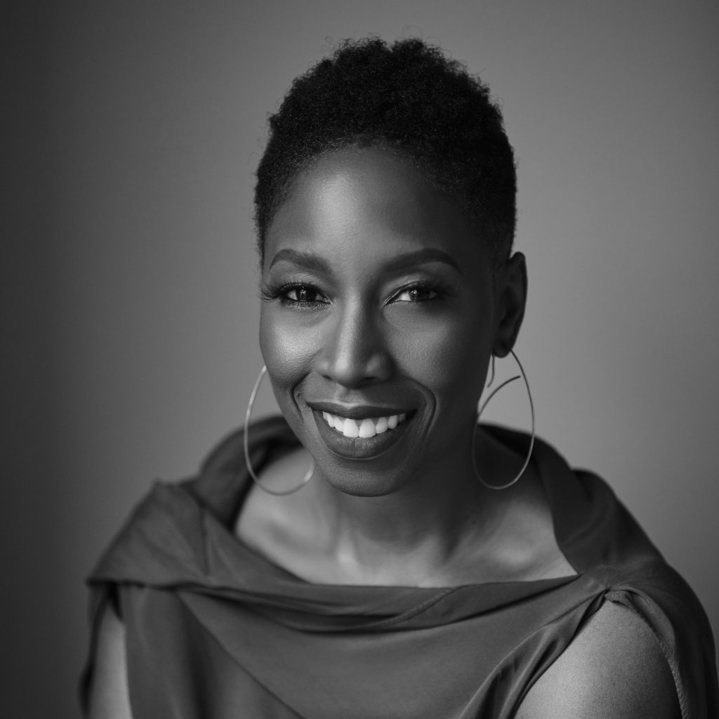Malene Barnett Headshot photography by Alaric Campbell